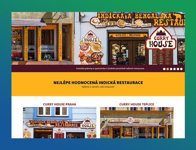 Service for Multiple Restaurant Locations